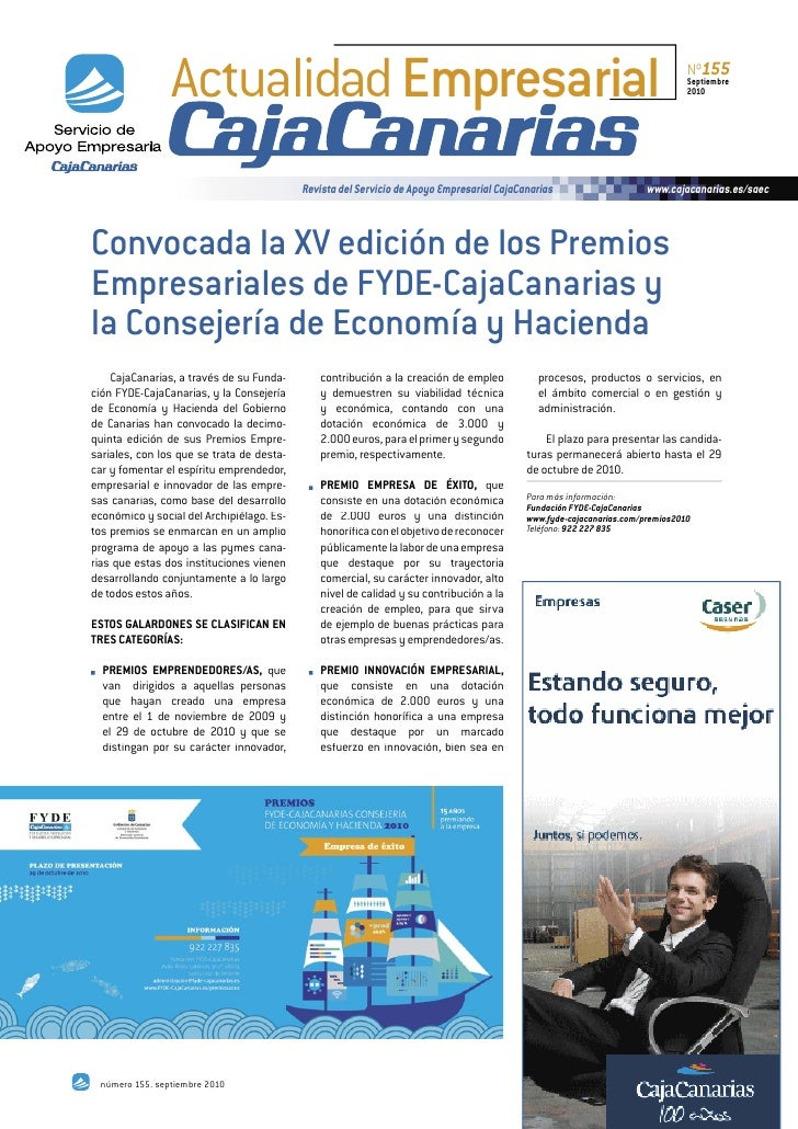 Actualidad Empresarial                                                                                         Nº155      ...