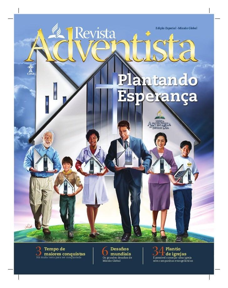Edição Especial -Missão Global                                                 Plantando                                  ...