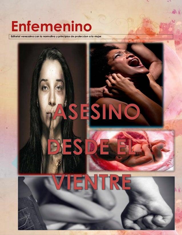 Revista asesino desde el vientre