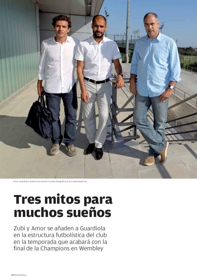 ¿Cuánto mide Guillermo Amor? Revista-barxa46bcaste-14-638