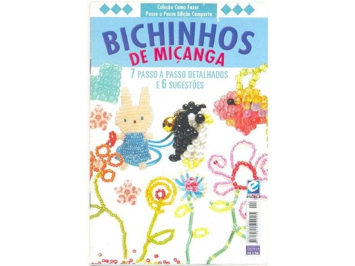 Revista bichinhos de miçanga 0041