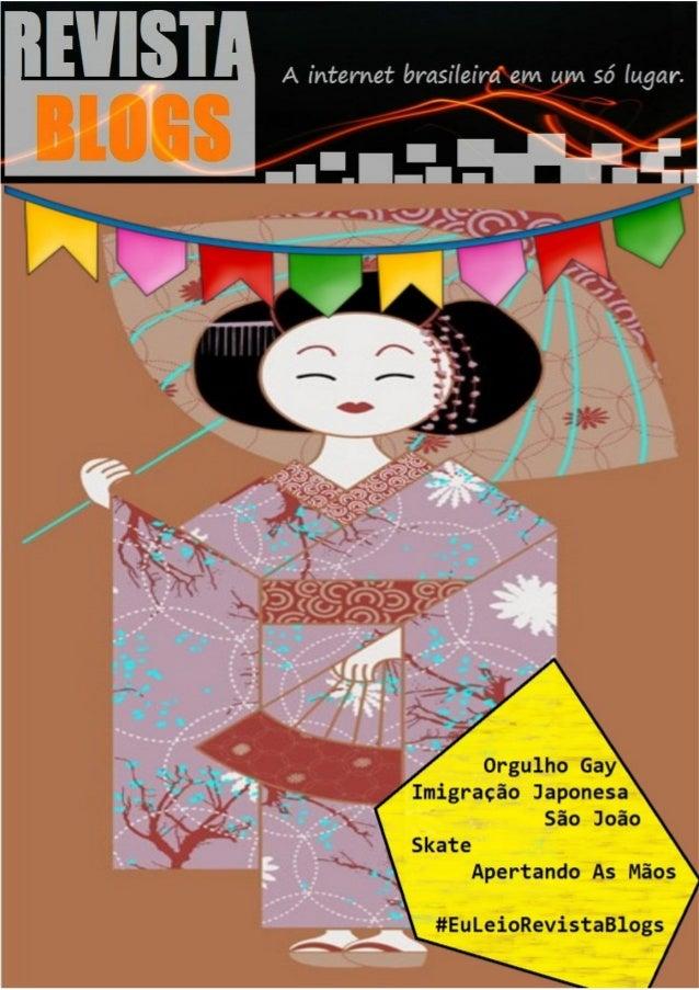 No dia 18 de junho comemora-se oDia Nacional da Imigração Japonesa.A data comemorativa foi instituídaem 26 de julho de 200...
