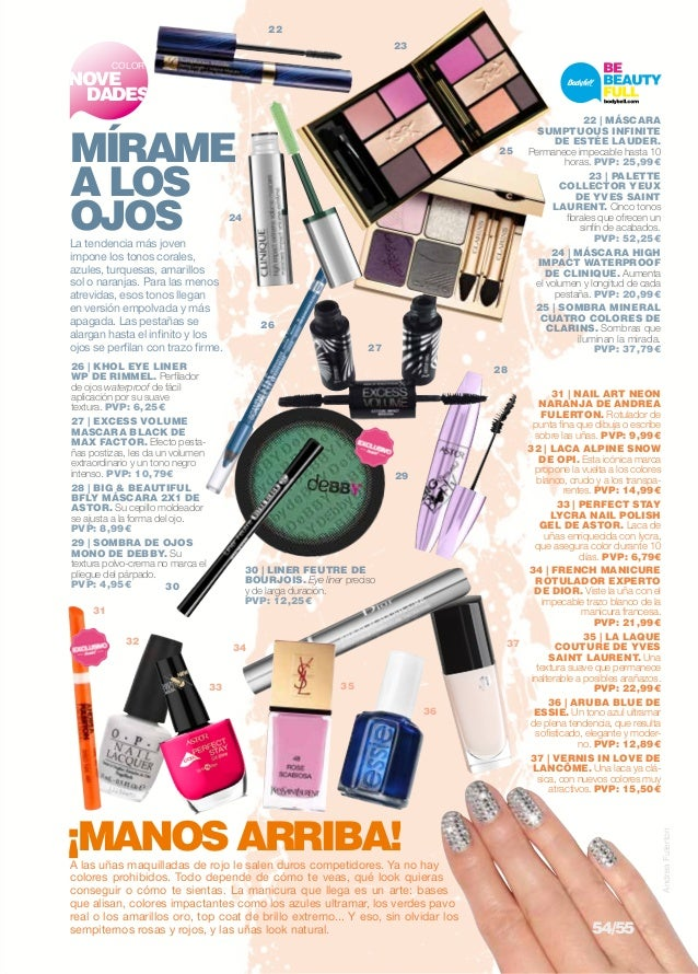 Revista Bodybell - Día del padre 2014