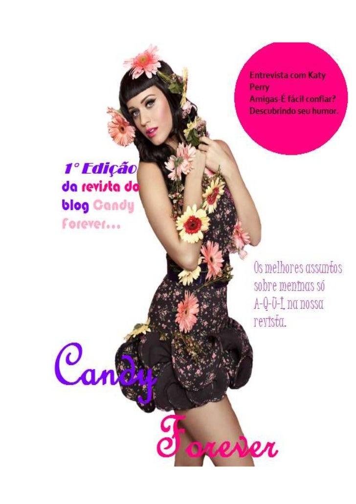Revista CandyForever