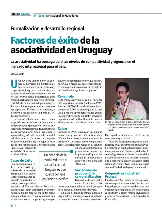Informe Especial 24 34° Congreso Nacional de Ganaderos Formalización y desarrollo regional. Ministro del Trabajo, Luis Edu...