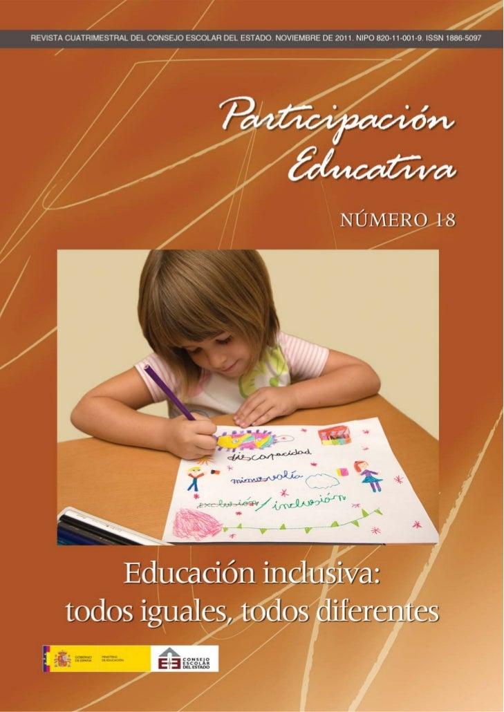 La inclusión educativa, una apuesta valerosaLa crisis económica que estamos viviendo no solo afecta a la situación laboral...