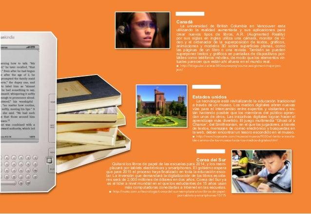 Corea del Sur Quitará los libros de papel de las escuelas para 2014, y los reem- plazará por tablets electrónicas y smartp...