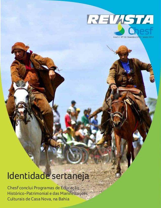 Identidade sertaneja Chesf conclui Programas de Educação Histórico-Patrimonial e das Manifestações Culturais de Casa Nova,...