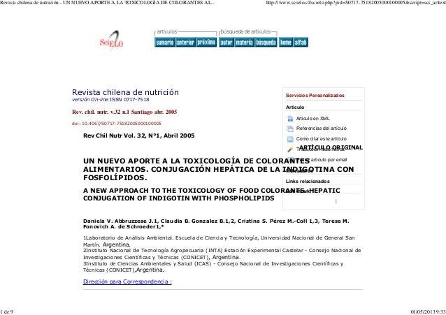 | Servicios Personalizados Articulo Articulo en XML Referencias del artículo Como citar este artículo Traducción automátic...