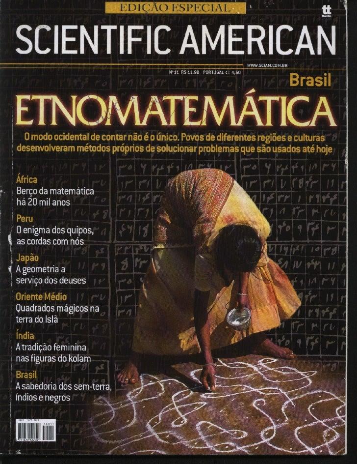 Revista Científica Etnomatemática