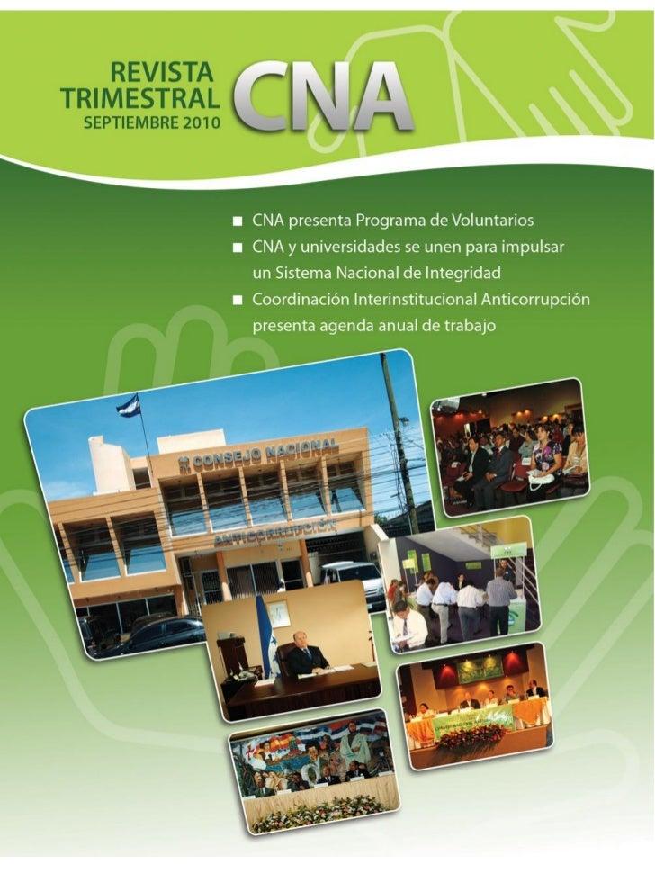Revista Del CNA (Primera Edición)