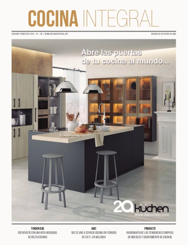 Revista Cocina Integral segundo trimestre 2016