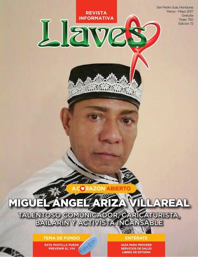 Revista Llaves Edición 72