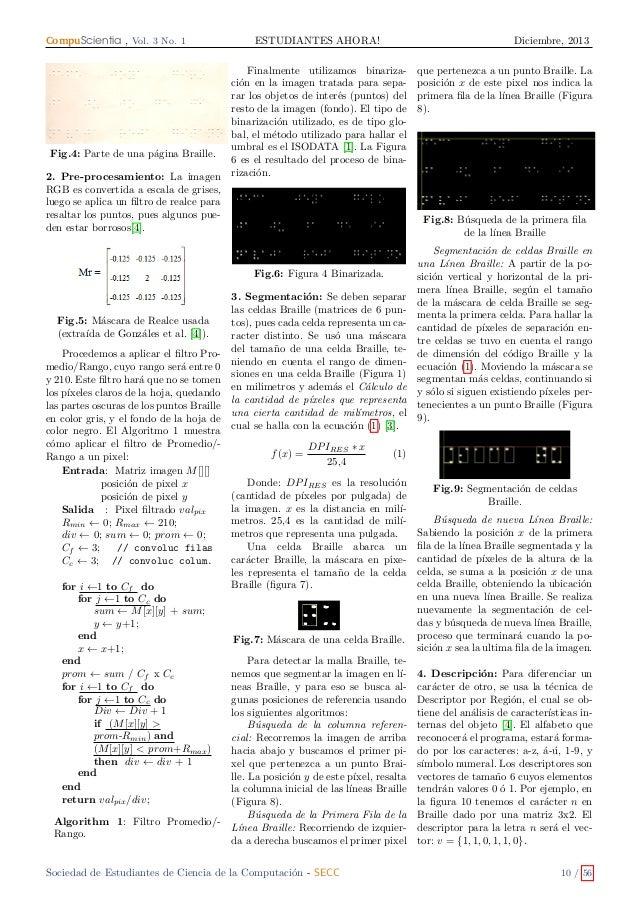 Revista compuscientia 2013