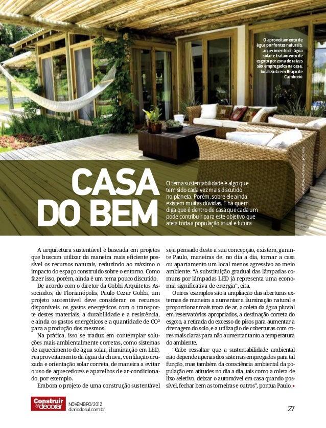 Revista CONSTRUIR & decorar   Ed. nº 03 Slide 3