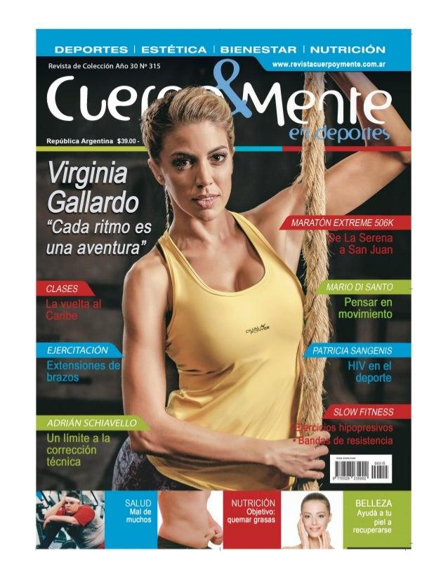 Revista Cuerpo & Mente Nº 315