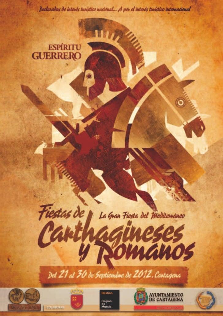 Sumario                                       Fiestas de Carthagineses y Romanos                                          ...
