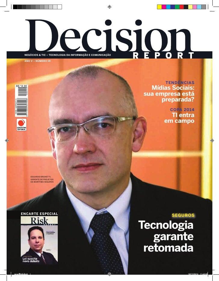 negócios & tic – tecnoLogia da informação e comunicação ano V – número 19                                                 ...