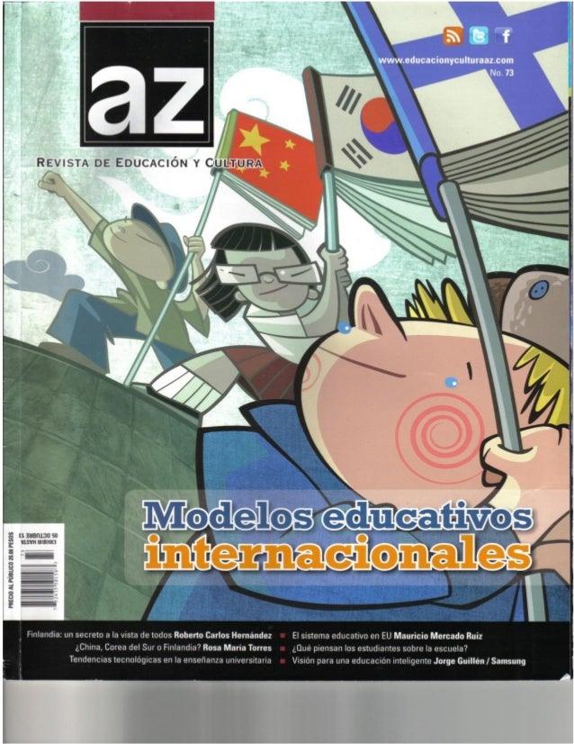 Revista de educación y cultura az