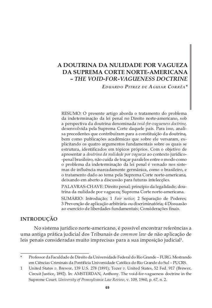 LIBERDADE E SEGURANÇA EM DIREITO PENAL. O     PROBLEMA DA EXPANSÃO DA INTERVENÇÃO PENAL*                                  ...