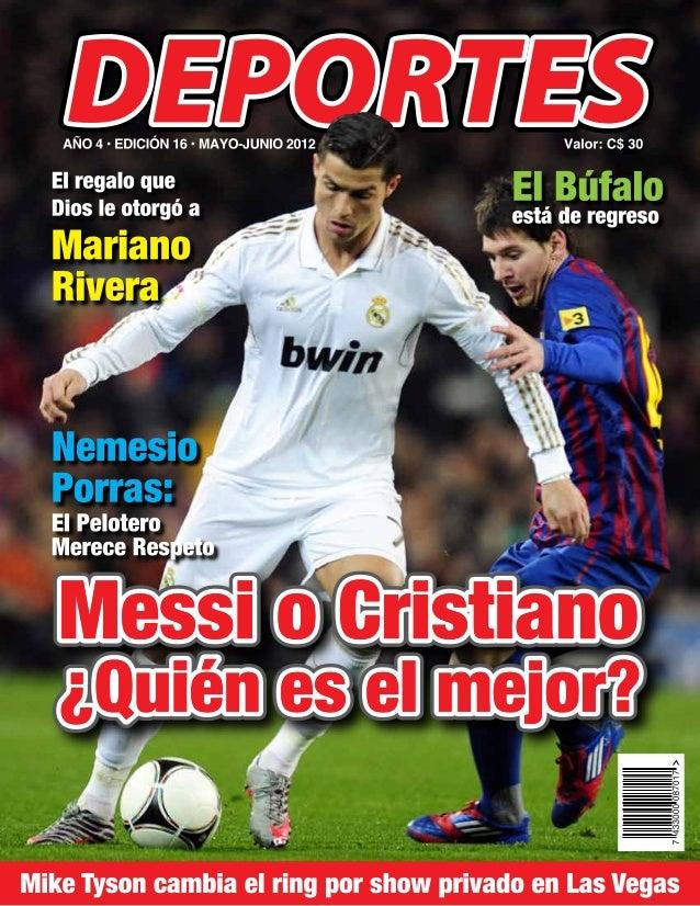 Revista deportes 16