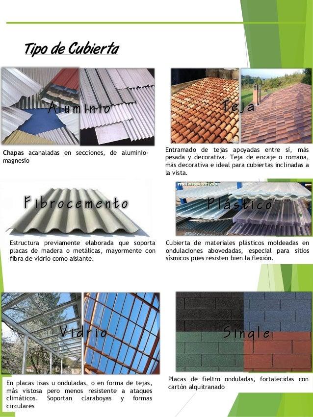 Revista de techos for Materiales para techos de madera