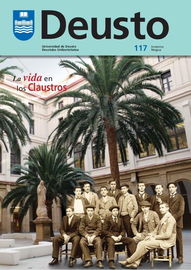 Deusto       Universidad de Deusto       Deustuko Unibertsitatea   117   Invierno                                       Ne...