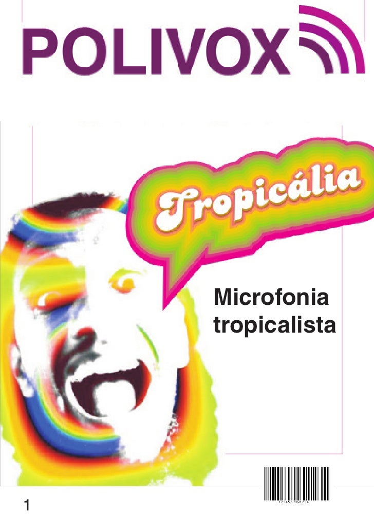 Microfonia     tropicalista     1