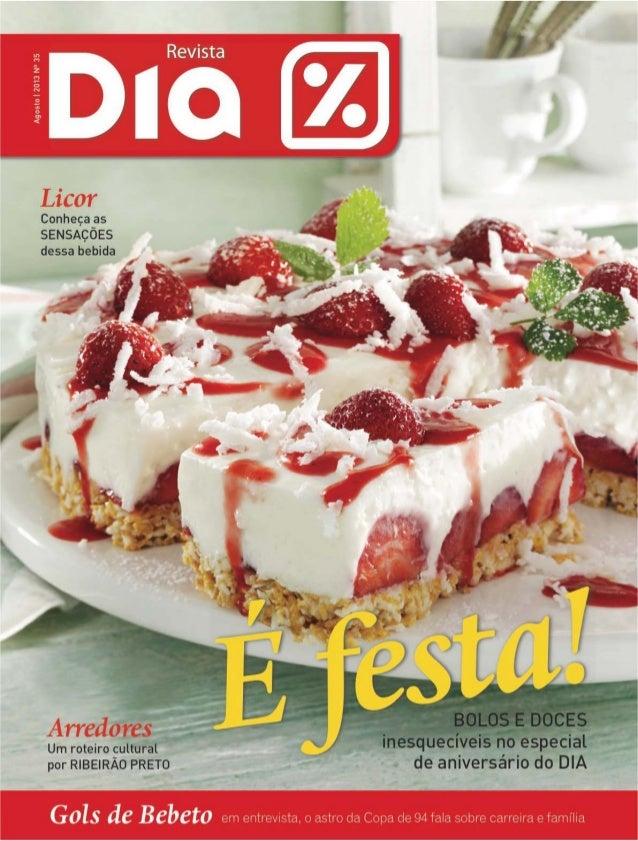 Coquetel Wonderland na Revista do Dia