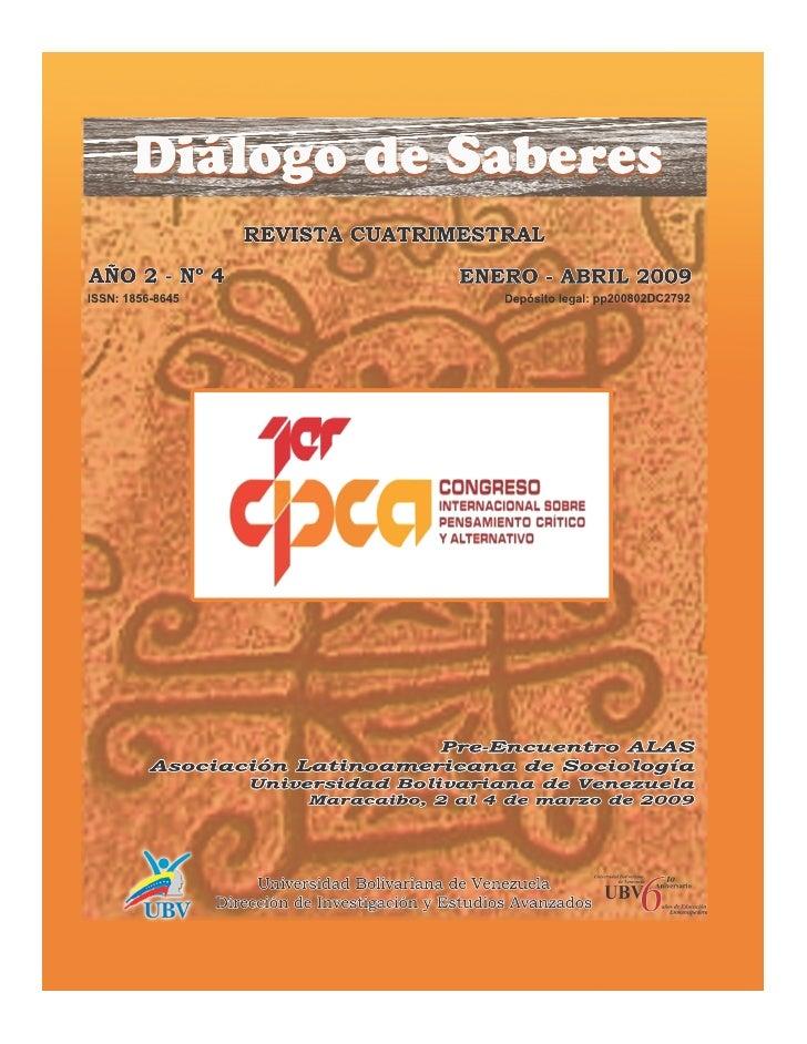 Ministerio del Poder Popular para la Educación SuperiorUniversidad Bolivariana de VenezuelaDirección de Investigación y Es...
