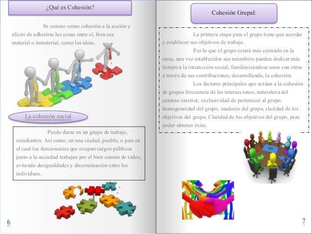 Estructura Y Cohesión Grupal