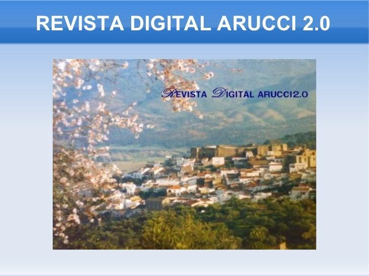 REVISTA DIGITAL ARUCCI 2.0