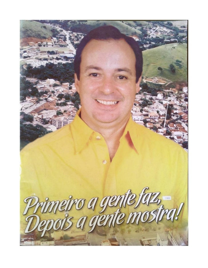 Cláudio Linhares - Primeiro a gente faz, depois a gente mostra