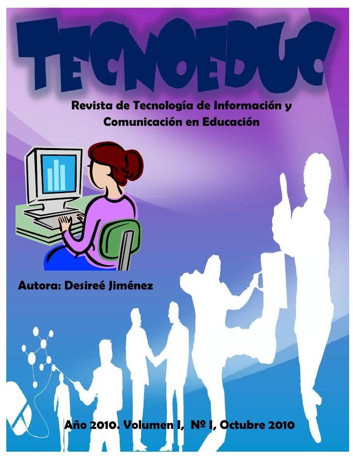 Revista digital tecno_educ