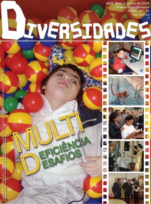 Região Autónoma da Madeira • Secretaria Regional de Educação e Cultura • Direcção Regional de Educação Especial e Reabilit...