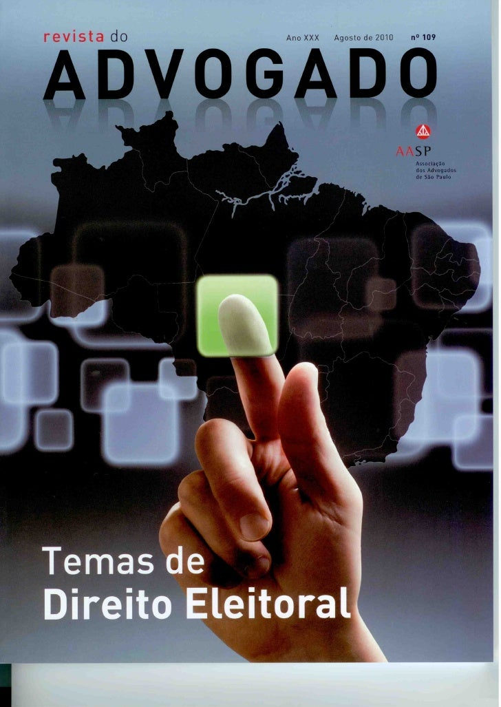 Revista do Advogado Agosto de 2010 nº 109