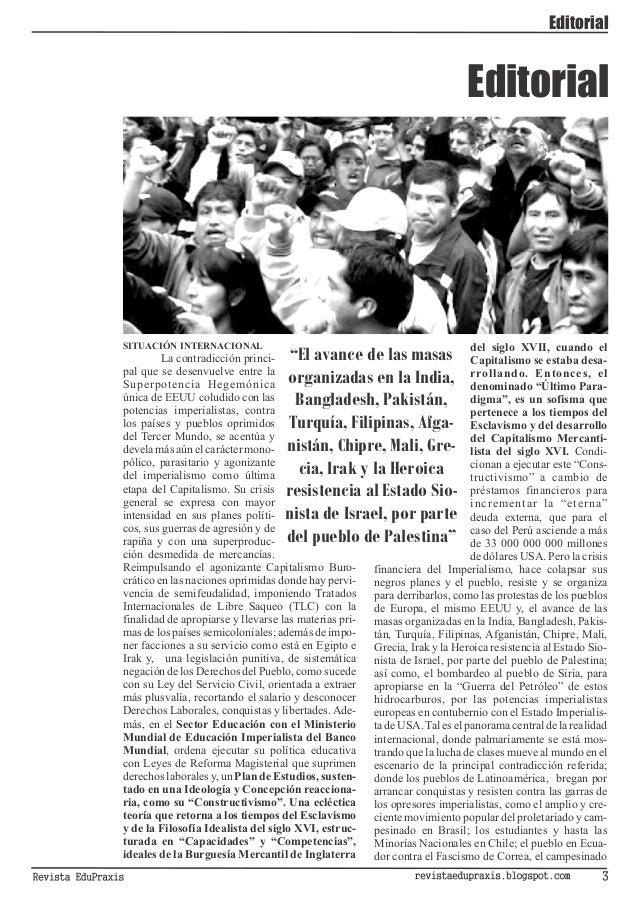 Revista edupraxis 02 2013