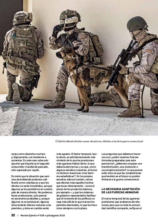 ... la última década  22. 22   Revista Ejército ... bf982d4355d
