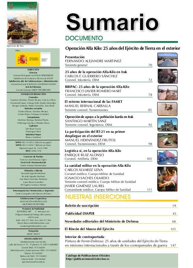 Revista Ejército mayo nº 902 Slide 2