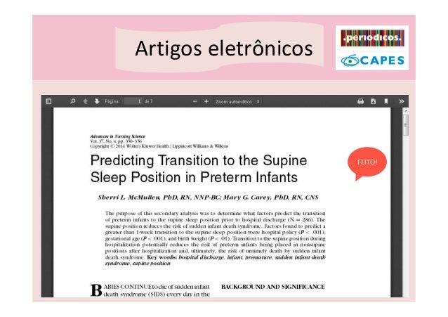 Artigos eletronicos