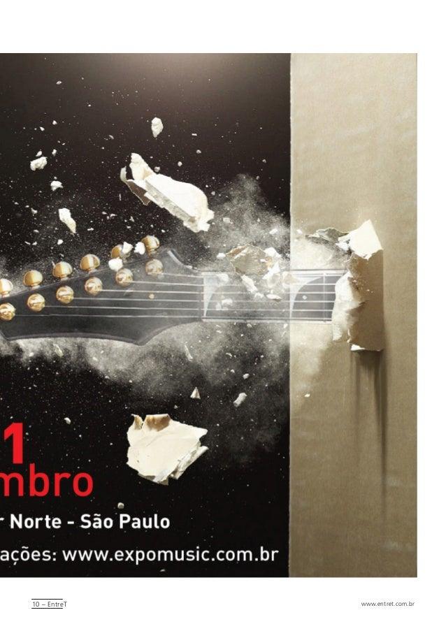 10 – EntreT www.entret.com.br
