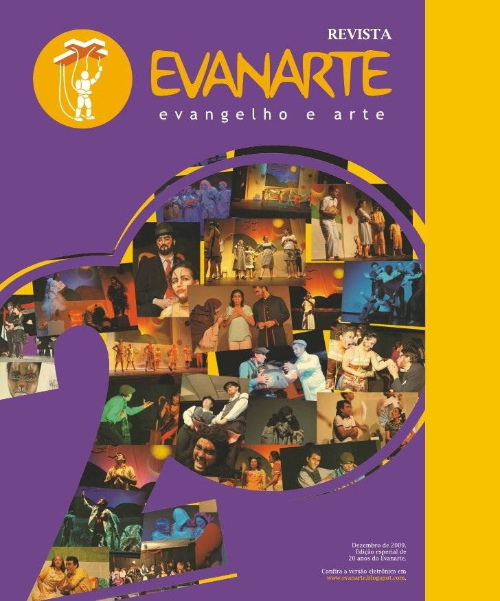 [Igreja das Graças] Revista Evanarte - 20 anos