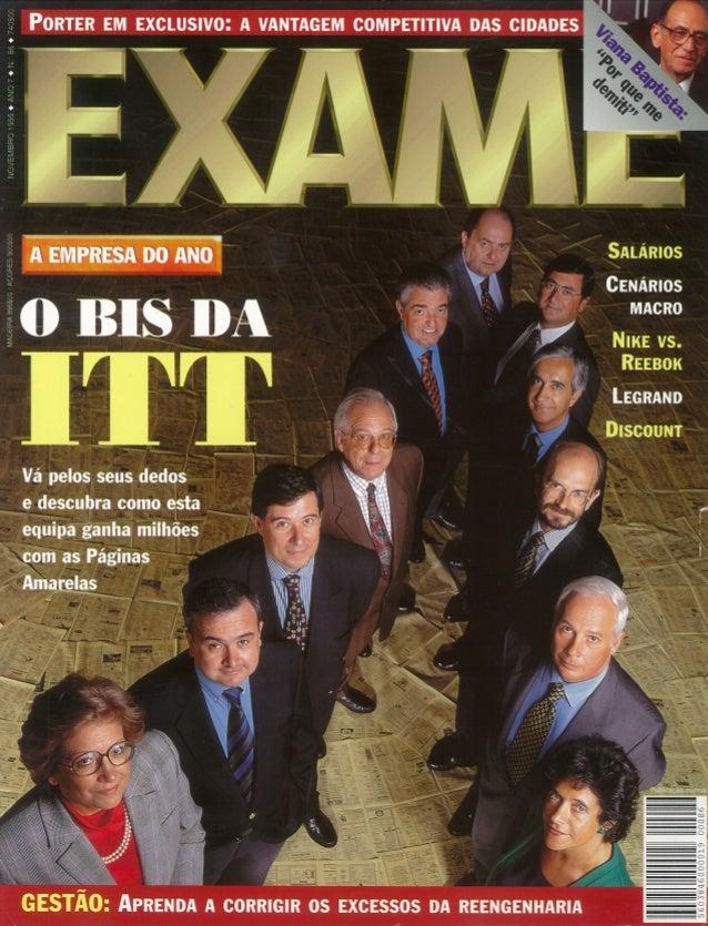 Revista Exame 1995
