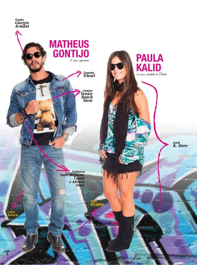Revista exclusive agosto 2014 linda aos 40