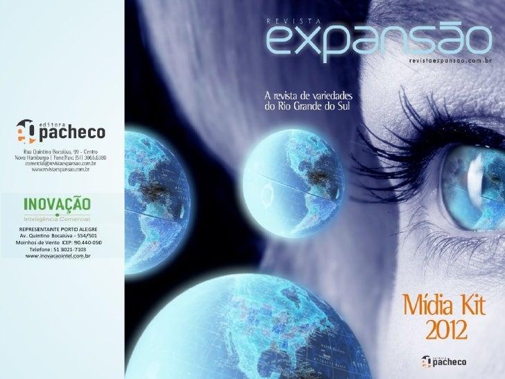 Revista Expansão - INOVAÇÃO - Inteligência Comercial