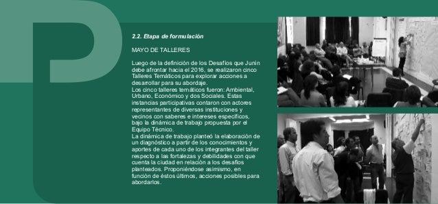 DEFINICIÓN DE ESTRATEGIAS Y PROYECTOS TALLER DE VISIÓN Y LÍNEAS DE ACTUACIÓN Los desafíos consensuados y lo producido en M...