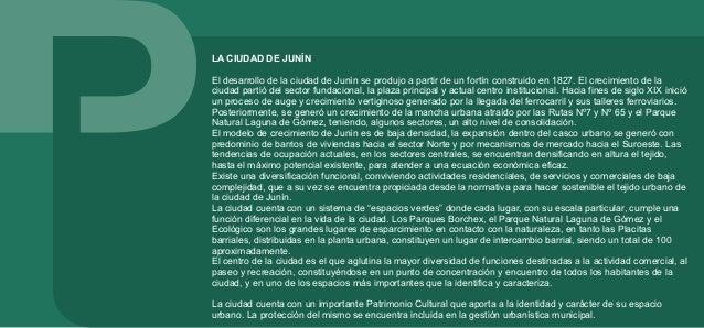 Caracterización sociodemográfica De acuerdo a los datos del censo 2010 el partido de Junín cuenta con un total de 90.305 h...