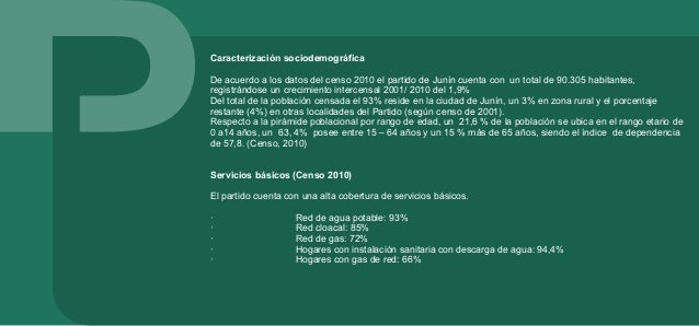 Junín y la salud Cuenta con un Hospital Interzonal General de Agudos, clínicas privadas de internación general y especiali...