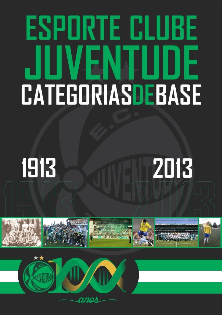 ESPORTE CLUBEJUVENTUDECATEGORIASDEBASE1913       20131913 2013