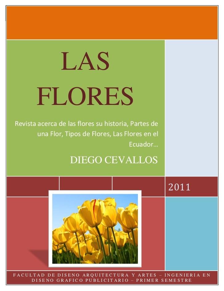 LAS FLORES                                                                                2011               LAS          ...